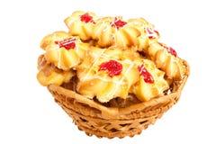 Torta dulce Imagen de archivo libre de regalías