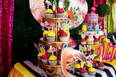Torta 11 el cumpleaños del Victoriaen julio imagen de archivo libre de regalías