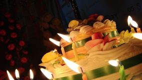 Torta especial Fotos de archivo