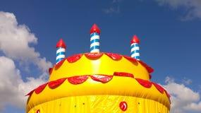 Torta grande Fotografía de archivo libre de regalías