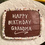Torta hecha en casa Fotografía de archivo libre de regalías