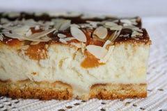 Torta hecha en casa para los diversos días de fiesta foto de archivo