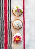 Torta hecha a mano Foto de archivo libre de regalías