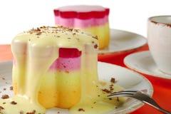 Torta Helada Fotos de Stock