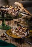 Torta maravillosamente adornada fotos de archivo libres de regalías
