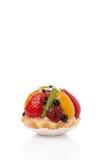 Torta menuda de la fruta Fotos de archivo libres de regalías