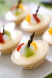 Torta naturalmente deliciosa Fotos de archivo libres de regalías