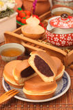 torta Roda-dada forma Imagens de Stock