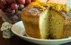 Torta russa di Pasqua Fotografie Stock