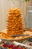Torta - Sekacz Fotografía de archivo