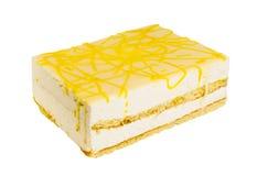 Torta squisita del biscotto Fotografia Stock