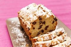 torta su una zolla Fotografia Stock Libera da Diritti