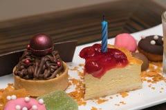 tortas Foto de archivo