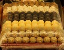Tortas de arroz Foto de archivo libre de regalías