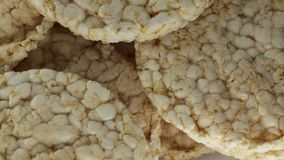 Tortas de arroz bio metrajes