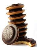 Tortas de Jaffa - galletas dulces tradicionales Imagenes de archivo