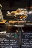 Tortas de la Navidad Imagenes de archivo