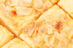 Tortas de la pasta de hojaldre Fotografía de archivo