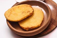 Tortas de maíz Fotos de archivo