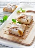 Tortas del limón Foto de archivo