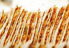 Tortas del plato Foto de archivo libre de regalías