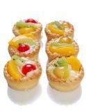 Tortas deliciosas Fotografía de archivo libre de regalías