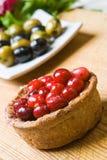 Tortas deliciosas Imagem de Stock Royalty Free