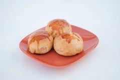 Tortas turcas recentemente cozidas do queijo Fotografia de Stock Royalty Free