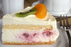 torte свежих фруктов Стоковое Изображение RF