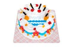 Torte с путем клиппирования Стоковое Изображение