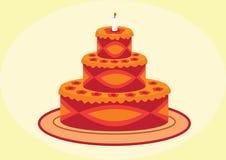 Torte Zdjęcie Stock
