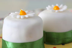 torte Fotografia Stock Libera da Diritti