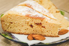 Torte casalinghe Immagine Stock Libera da Diritti