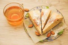 Torte casalinghe Fotografia Stock