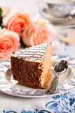 Torte d'Esterhazy Images stock