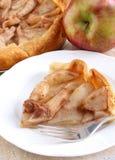 Torte del Apple Fotografia Stock
