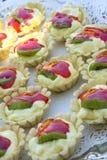 Torte del Kiwi Fotografia Stock