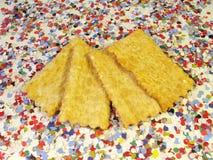 Torte di carnevale Fotografia Stock Libera da Diritti