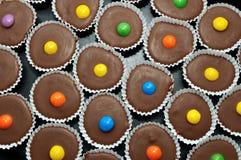 Torte di cioccolato Immagine Stock