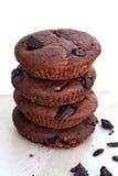Torte di cioccolato Fotografia Stock Libera da Diritti