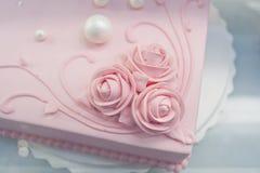 Torte di compleanno, progettazione delle pasticcerie Fotografie Stock