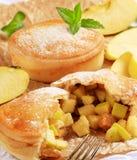 Torte di mele Immagine Stock