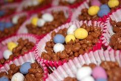 Torte di Pasqua Fotografie Stock Libere da Diritti