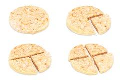 Torte di riso Fotografia Stock