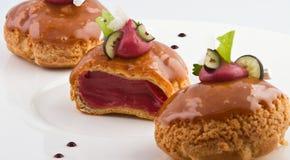 Torte dolci Immagine Stock