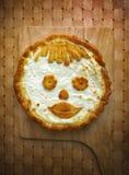 Torte ein russischer Käsekuchen mit Hüttenkäse stockfotos