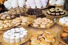 Torte fresche Fotografia Stock