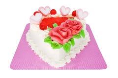 Torte Heart Shape Royalty Free Stock Photo