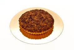 Torte mit Schokolade Stockfotos