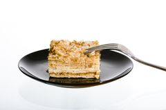 Torte Napoleon Royalty Free Stock Photos